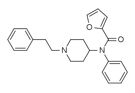 Furanyl-Fentanyl (Fu-F) – Hochpotentes, legales Research Chemical Opioid & Fentanyl-Analog