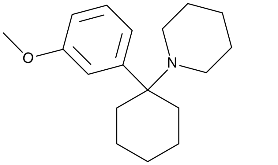 3-MeO-PCP (3-Methoxyphencyclidin) – Research Chemical Dissoziativum (Substanzinfo)