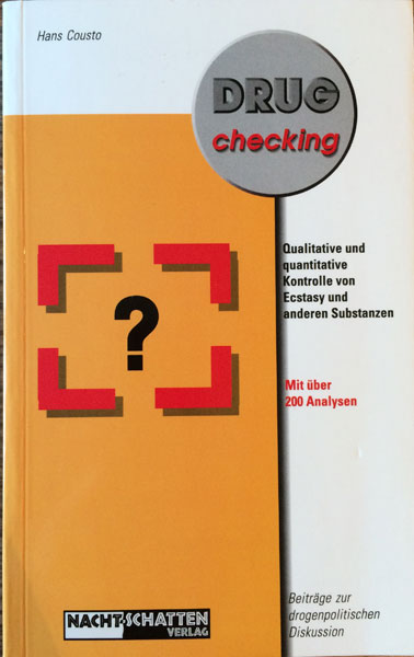 Drug Checking Buch